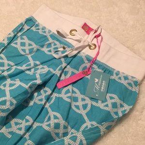 Pants - Nautical knot pants